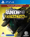 Tom Clancy's Rainbow Six: Extraction - Deluxe Edition (PS4/PS5 Upgrade Available)