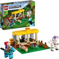 LEGO® Minecraft - The Horse Stable (241 Pieces)