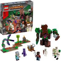 LEGO® Minecraft - The Jungle Abomination (489 Pieces)