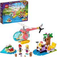 LEGO® Friends - Vet Clinic Rescue Helicopter (249 Pieces)