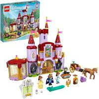 LEGO® Disney Princess - Belle and the Beast's Castle (505 Pieces)