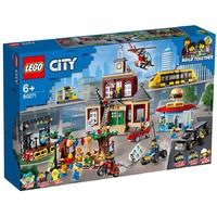 LEGO® City Town - Main Square (1455 Pieces)