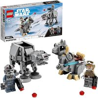 LEGO® Star Wars - AT-AT™ vs. Tauntaun™ Microfighters (205 Pieces) - Cover