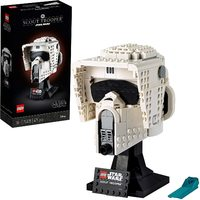LEGO® Star Wars - Scout Trooper™ Helmet (471 Pieces) - Cover