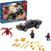 LEGO® Super Heroes - Spider-Man And Ghost Rider vs. Carnage (136 Pieces)