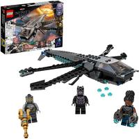 LEGO® Super Heroes - Black Panther Dragon Flyer (202 Pieces)