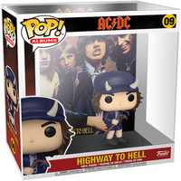 Funko Pop! Albums - AC/DC - Highway to Hell - Cover