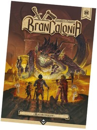 Brancalonia: Macaronicon (Role Playing Games)