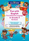 New All-In-One Grade 3 Fun with English First Additional Language Workbook - Mart Meij (Paperback)