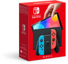Nintendo Switch (OLED Model) Console - Neon Red/Neon Blue Model