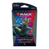 Magic: The Gathering - Adventures in the Forgotten Realms Theme Booster - Black (Trading Card Game)