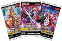 Yu-Gi-Oh! - King's Court Booster (Trading Card Game) - Cover