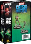 Marvel Crisis Protocol - Sin and Viper (Miniatures)