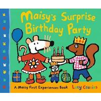 Maisy's Surprise Birthday Party - Lucy Cousins (Paperback)