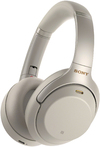 Sony WH1000XMK3 Wireless Bluetooth NFC Noise Cancelling Headphones (Silver)