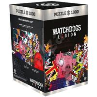 Good Loot - WatchDogs Legion Pig Mask Puzzle (1000 Pieces)