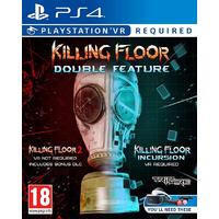 Killing Floor: Double Feature (French Box - Multi Lang in Game) (PS4)