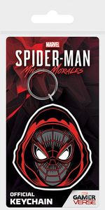 Marvel - Spider-Man Miles Morales - Hooded Keychain - Cover