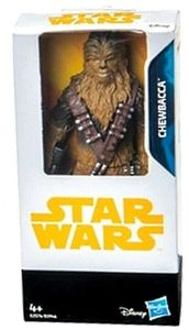 """Star Wars - Chewbacca 6""""  Action Figure - Cover"""