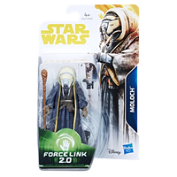 Star Wars - 3.75 inch (Force Link 2.0) - Moloch Figure - Cover