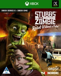 Stubbs The Zombie in Rebel Without a Pulse (Xbox Series X / Xbox One)
