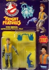 Ghostbusters - Fright Feature Peter Venkman Action Figure