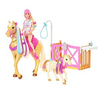 Barbie - Groom and Care Horse Playset