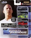 Jada - Fast and Furious Die-Cast (Pack of 3)