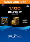 Call of Duty: Black Ops 4 - 1,100 Points (CP) (PS4)