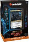 Magic: The Gathering - Innistrad: Midnight Hunt Commander Deck - Undead Unleashed (Trading Card Game)