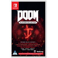DOOM Slayers Collection (Code in a Box) (Nintendo Switch)