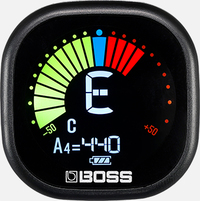Boss Tu-05 Pro Clip-On Chromatic Tuner with Colour Display - Cover