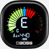 Boss Tu-05 Pro Clip-On Chromatic Tuner with Colour Display