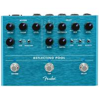 Fender Reflecting Pool Delay/Reverb Effects Pedal