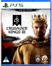 Crusader Kings III - Day One Edition (PS5)