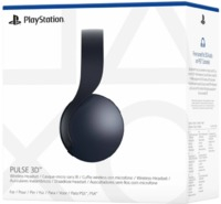 Sony PlayStation 5 - Pulse 3D Wireless Headset - Black (PS5/PS4)