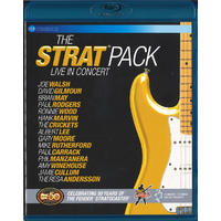Various Artists - Strat Pack Live-50 (Region A Blu-ray)