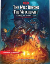 Dungeons & Dragons - the Wild Beyond the Witchlight (Role Playing Game) - Cover