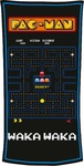 Pac-Man The Chase - 75cm x 150cm (Towel)