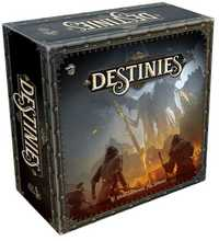 Destinies (Board Game) - Cover