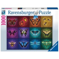Ravensburger - Beautiful Winged Things Puzzle (1000 Pieces)