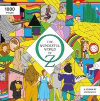 Sharm Murugiah - Wonderful World of Oz : A Movie Puzzle (1000 Pieces) - Cover