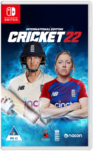 Cricket 22: The Official Game of The Ashes (Nintendo Switch)