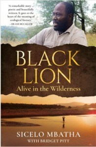 Black Lion - Sicelo Mbatha (Paperback) - Cover