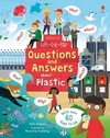 Lift-the-Flap Questions and Answers about Plastic - Katie Daynes (Board Book)