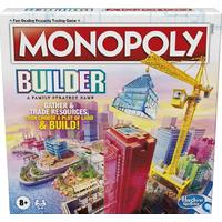 Monopoly Builder (Board Game)