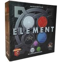 Element Silver (Board Game)