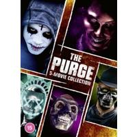 The Purge 1 to 5 Collection (DVD)