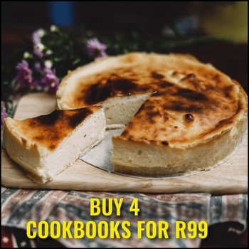 Buy 4 Quick & Tasty Cookbooks for R99