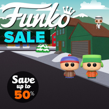 Funko Sale - More than 300 items at up to 50% Off